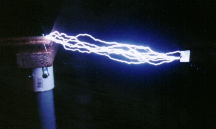 Tesla Systems Research - Tesla Coil & High-Voltage Gallery